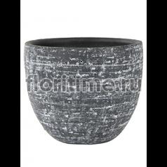 Кашпо Indoor pottery pot karlijn anthracit