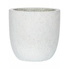 Кашпо Capi Lux planter ball 2-й размер светло-серого цвета длина - 35.3 см высота - 33.8 см