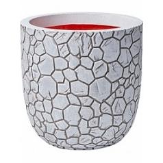 Кашпо Capi Nature clay nl planter ball ivory, цвет слоновая кость диаметр - 35 см высота - 34 см