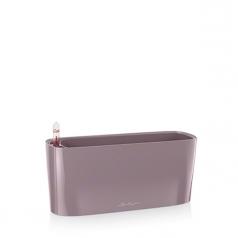 Кашпо Lechuza Delta 10-20, фиолетовая пастель