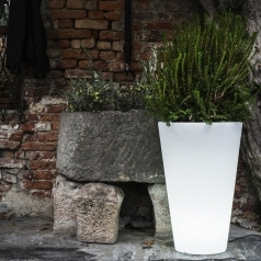 Liscio Siena Vase