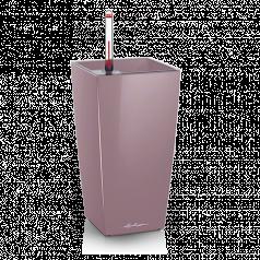 Кашпо Lechuza MAXI-Cubi, фиолетовый блестящий