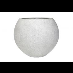 Кашпо Capi Lux Шар, светло-серый