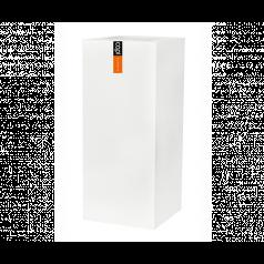 Кашпо Capi Lux Высокое прямоугольное, белый