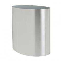 Кашпо Big Oval, металл