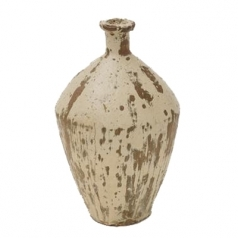 Кашпо Mystic ocean Bottle, кремовый