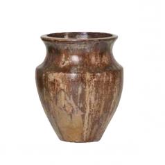 Mystic ocean vase, золотой