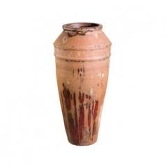 Кашпо Mystic ocean Amphora, красный
