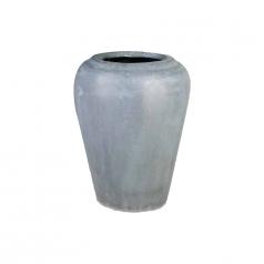 Кашпо Round High, керамика