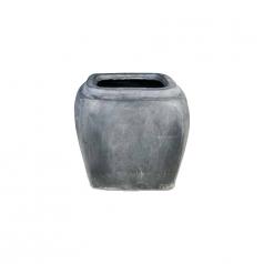 Кашпо Square, керамика