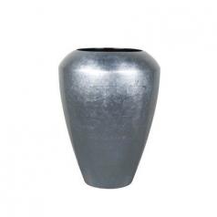 Кашпо Silverleaf Coppa, пластик