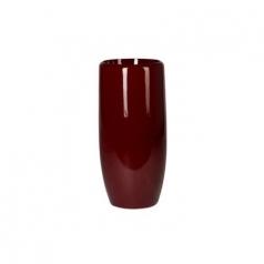 Кашпо Callisto Vase, пластик, красный