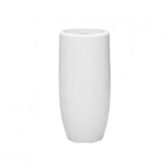 Кашпо Callisto Vase, пластик, белый