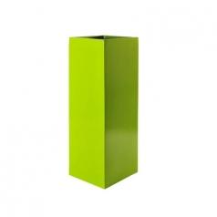 Кашпо Fiberstone Yong, пластик, зеленый