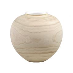 Кашпо WOODY vase, дерево