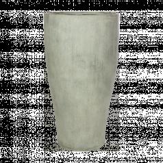 Кашпо CLAY CONE planter, глина