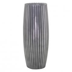 Кашпо LINES Vase, стекловолокно