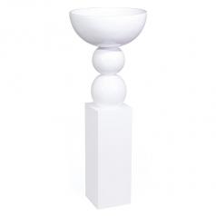 Кашпо FOYER Vase, стекловолокно