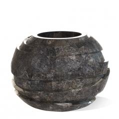 Кашпо Spiral Bold, керамика