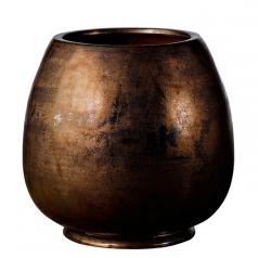 Горшок Deroma Crystal rosenpot, black rust