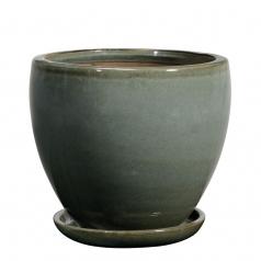 Горшок Deroma Sylphe vaso, grigio