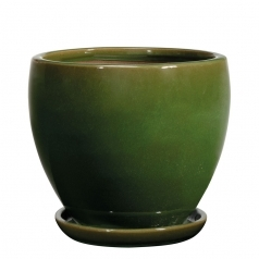 Горшок Deroma Sylphe vaso, verde