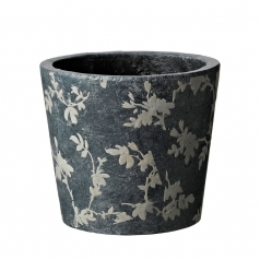 Кашпо Deroma Tea Vaso, grey