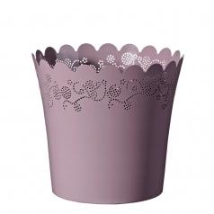 Горшок Deroma Lace vaso, lavanda
