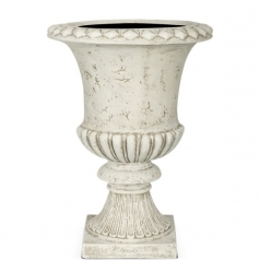 Вазон Capi Classic French Vase Tall, Ivory