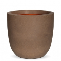 Кашпо Capi Tutch Planter Ball, Camel