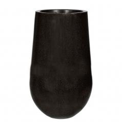 Кашпо Capi Lux Vase Palm, черный