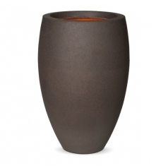 Кашпо Capi Tutch Vase Elegance Deluxe, Brown