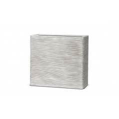 Кашпо Capi Nature Planter Envelope Rib, Ivory