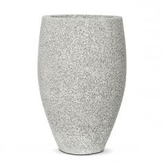 Кашпо Capi Nature Vase Elegant Deluxe Brix, Ivory