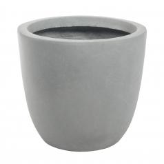 Кашпо Basic Bowl, конкрит