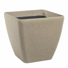 Кашпо Composite Conic Bowl, полистоун