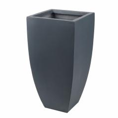 Кашпо Jumbo Conic Vase, конкрит
