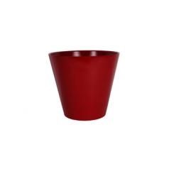 Кашпо Art en vogue claire pot, red