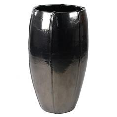 Кашпо Bullet grey partner anthracite (moda)