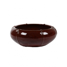 Кашпо Classic bowl red