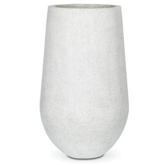 Кашпо Capi Lux Vase Palm,светло-серый