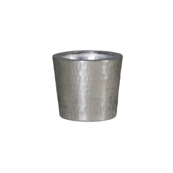 Кашпо Hammered Elegant, алюминий