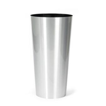 Кашпо President conical, алюминий