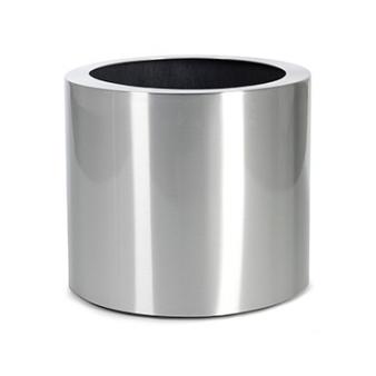Кашпо President tuba, алюминий