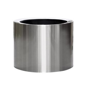 Кашпо President tuba, нержавеющая сталь