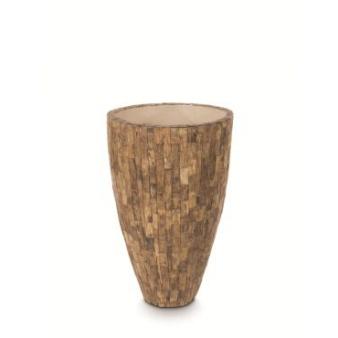 Кашпо Cemani partner, древесина