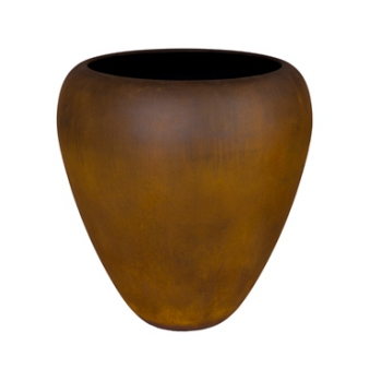 Кашпо Alegria Egg, проржавевшее железо