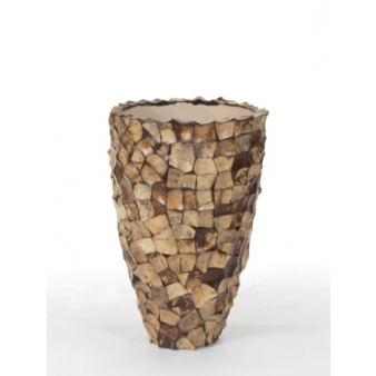 Кашпо Tunda Partner, кокосовая скорлупа