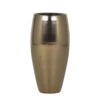 Кашпо Amora metal ваза, золотой