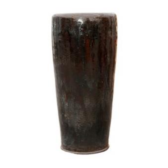Кашпо Hen-da, коричневый